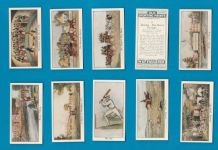 Collectable Cigarette cards Old Sporting Prints,1930   by Faulkner